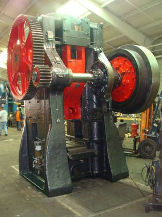 Ajax 1300-ton Forging Press